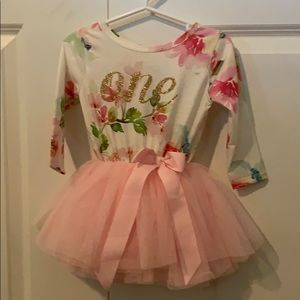 Dress for one year old